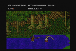 The Adventures of Bayou Billy Screenshot