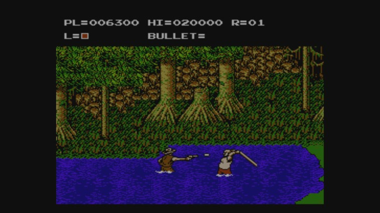 The Adventures Of Bayou Billy Review Wii U Eshop Nes