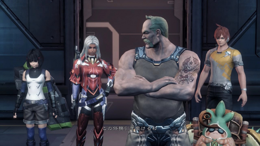 Xenoblade Chronicles X Review - Screenshot 8 of 13