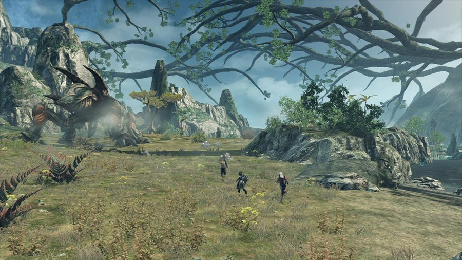 Xenoblade Chronicles X Review - Screenshot 2 of 13
