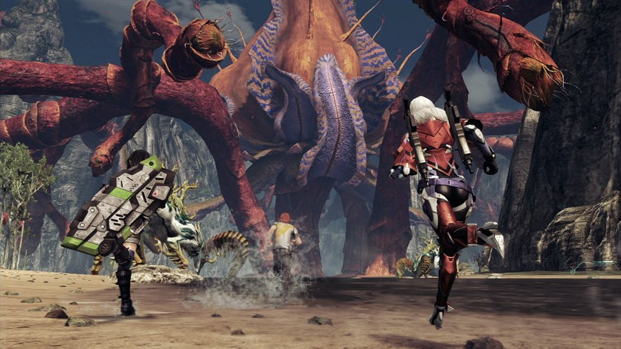 Xenoblade Chronicles X Review - Screenshot 9 of 13