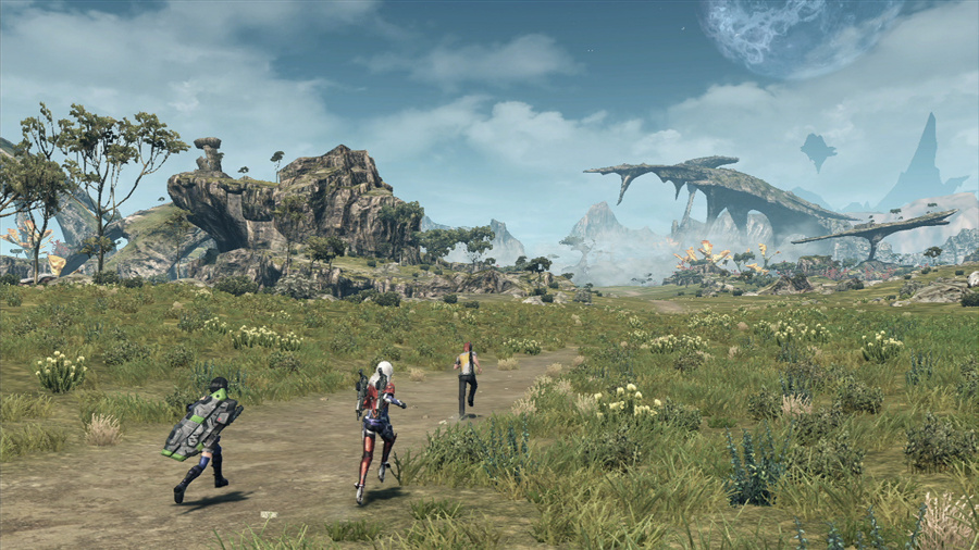 Xenoblade Chronicles X Review - Screenshot 1 of 12