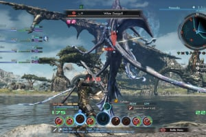 Xenoblade Chronicles X Screenshot