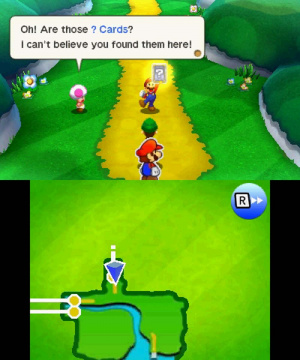 Mario & Luigi: Paper Jam Review - Screenshot 8 of 8