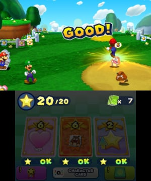 Mario & Luigi: Paper Jam Review - Screenshot 4 of 8
