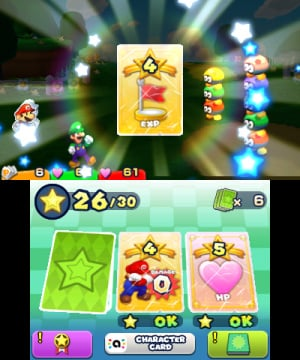 Mario & Luigi: Paper Jam Review - Screenshot 5 of 8