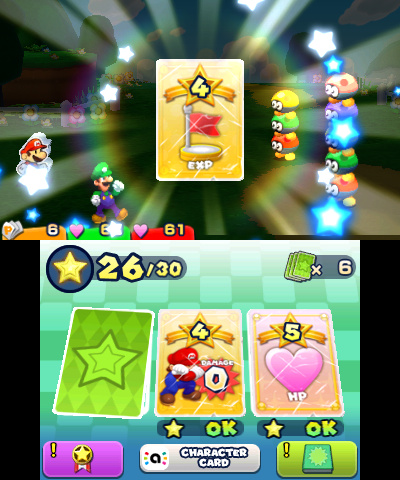 Mario Luigi Paper Jam Review 3ds Nintendo Life