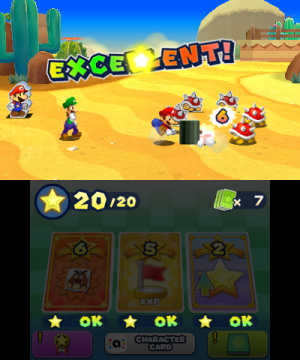 Mario & Luigi: Paper Jam Review - Screenshot 2 of 8