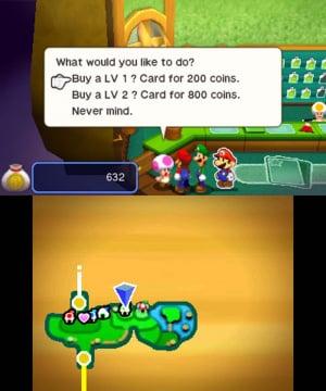 Mario & Luigi: Paper Jam Review - Screenshot 6 of 8