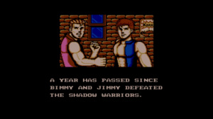 Double Dragon III: The Sacred Stones Review - Screenshot 2 of 6