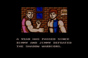 Double Dragon III: The Sacred Stones Screenshot