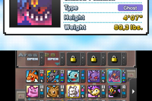 Pokémon Picross Screenshot