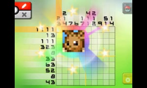 Pokémon Picross Review - Screenshot 2 of 5