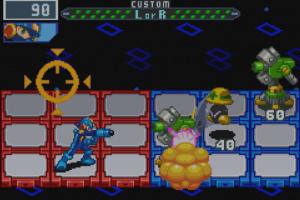 Mega Man Battle Network 5: Team Colonel & Protoman Screenshot