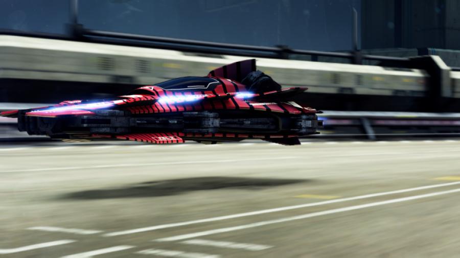 FAST Racing NEO Review - Screenshot 5 of 5