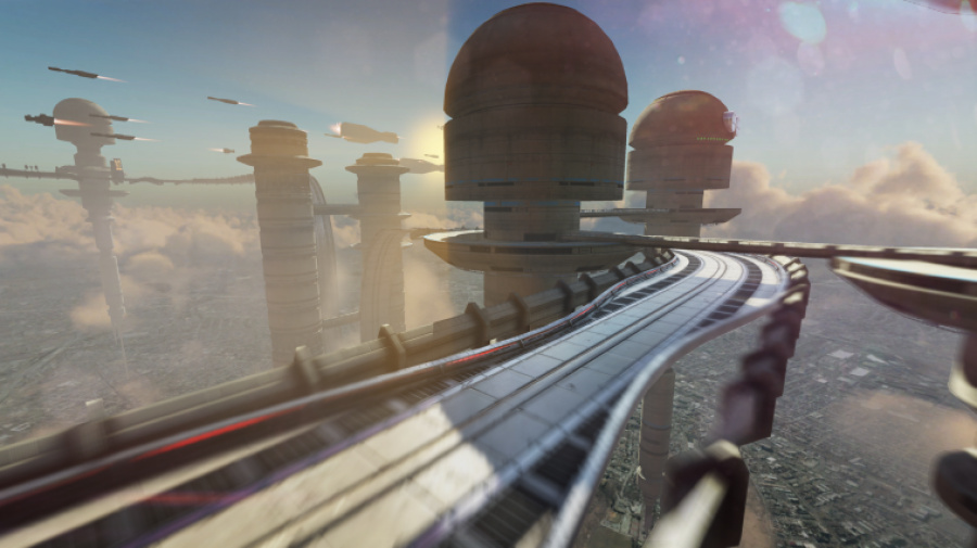 FAST Racing NEO Review - Screenshot 1 of 5