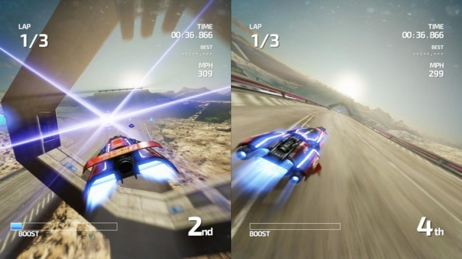 FAST Racing NEO Review - Screenshot 4 of 5