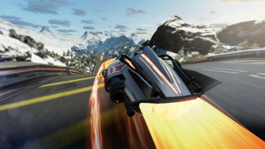 FAST Racing NEO Review - Screenshot 5 of 5