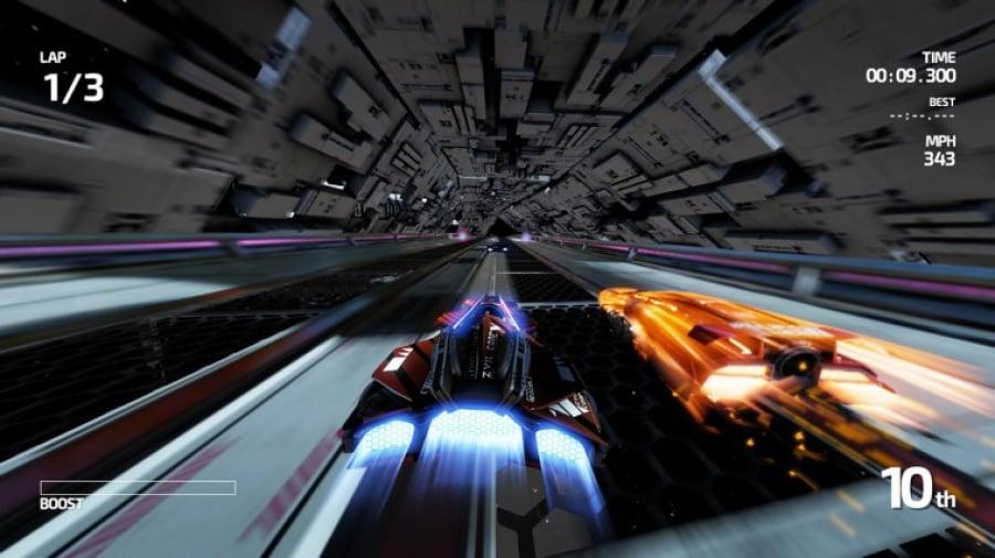 FAST Racing NEO Review - Screenshot 4 of 5