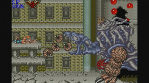 Contra Advance: The Alien Wars EX Review - Screenshot 3 of 4