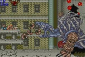 Contra Advance: The Alien Wars EX Screenshot