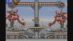 Contra Advance: The Alien Wars EX Review - Screenshot 1 of 4