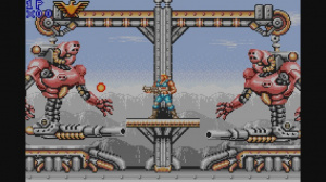 Contra Advance: The Alien Wars EX Review - Screenshot 2 of 4