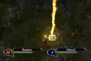 Fire Emblem: Radiant Dawn Screenshot