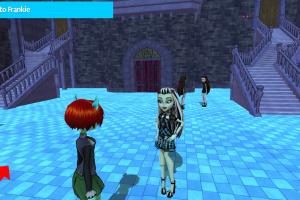 Monster High: New Ghoul in School Screenshot