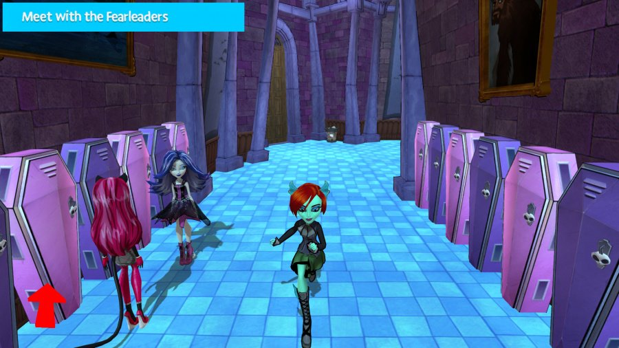 Monster High: New Ghoul in School Review - Screenshot 5 of 7