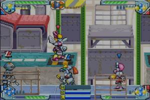 Medabots AX: Metabee & Rokusho Screenshot