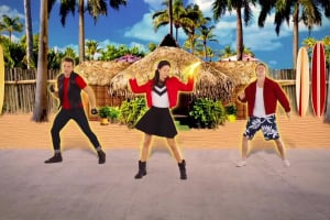 Just Dance: Disney Party 2 Screenshot