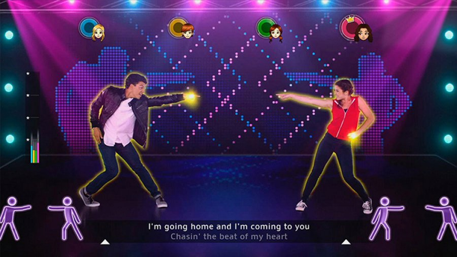 Just Dance: Disney Party 2 Review - Screenshot 1 of 5