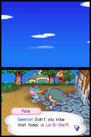Animal Crossing: Wild World Review - Screenshot 3 of 3