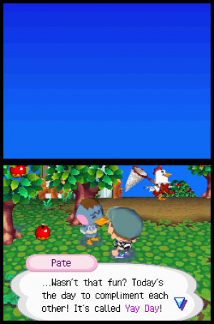 Animal Crossing: Wild World Review - Screenshot 1 of 2