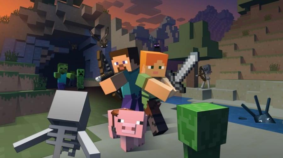 Minecraft: Wii U Edition Review - Screenshot 1 of 3