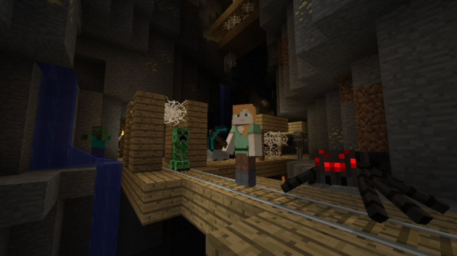 Minecraft: Wii U Edition Review - Screenshot 3 of 3