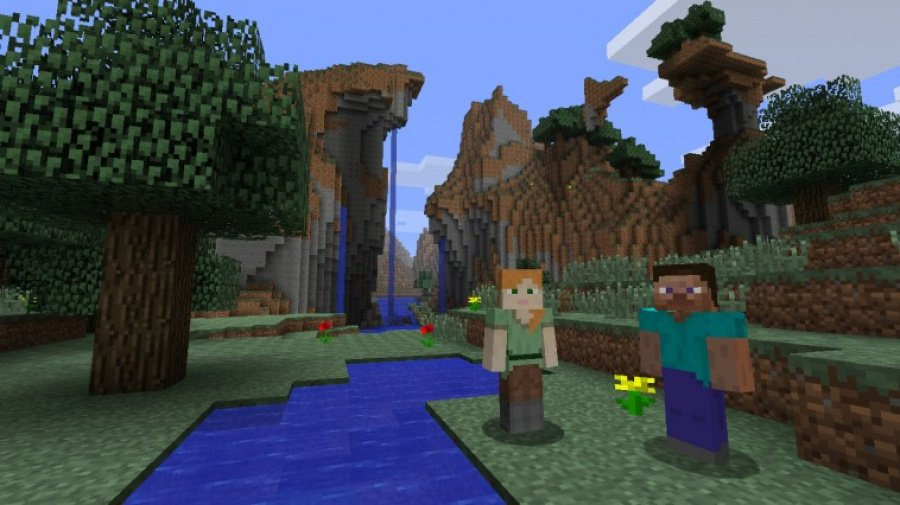 Minecraft: Wii U Edition Review - Screenshot 2 of 3