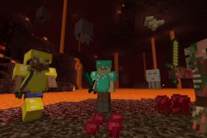Minecraft: Wii U Edition Screenshot