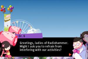 Radiohammer Screenshot