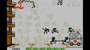 Game & Watch Gallery Advance Review - Screenshot 2 of 6