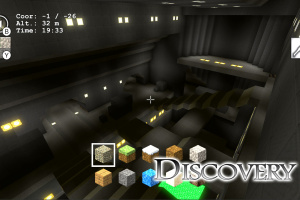 Discovery Screenshot