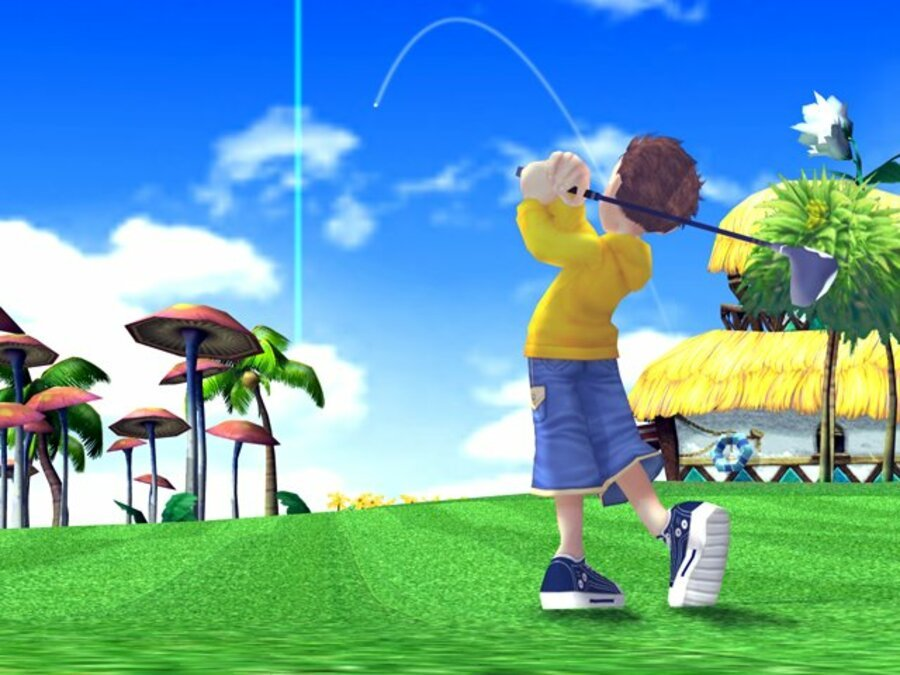 Super Swing Golf: Season 2 Screenshot