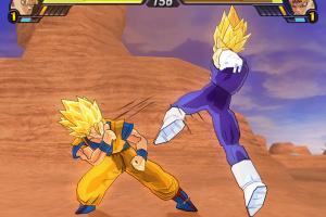 Dragon Ball Z: Budokai Tenkaichi 3 Screenshot