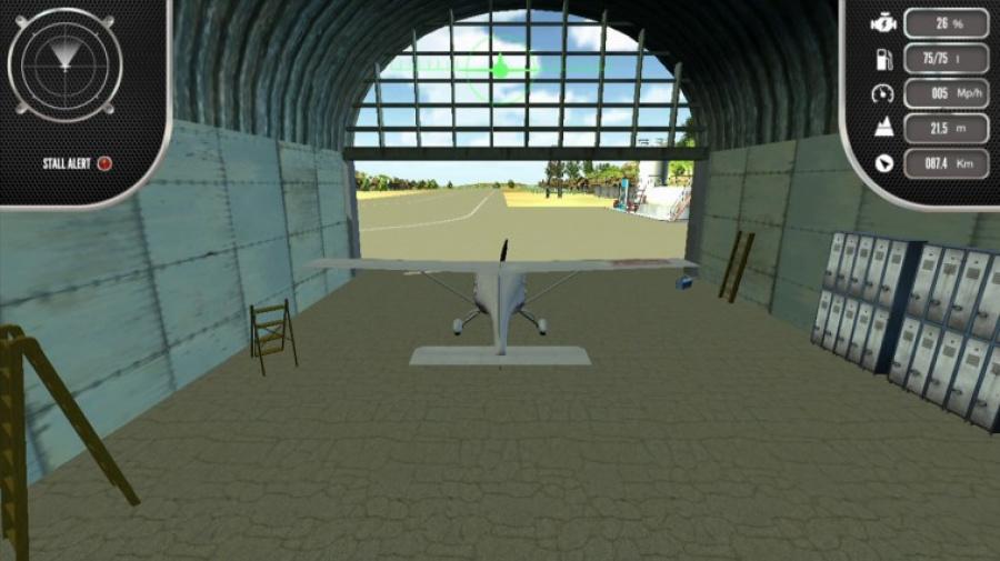Island Flight Simulator Review - Screenshot 2 of 3