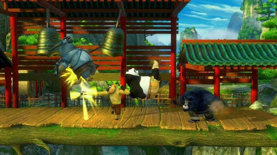 Kung Fu Panda: Showdown of Legendary Legends Review - Screenshot 2 of 4