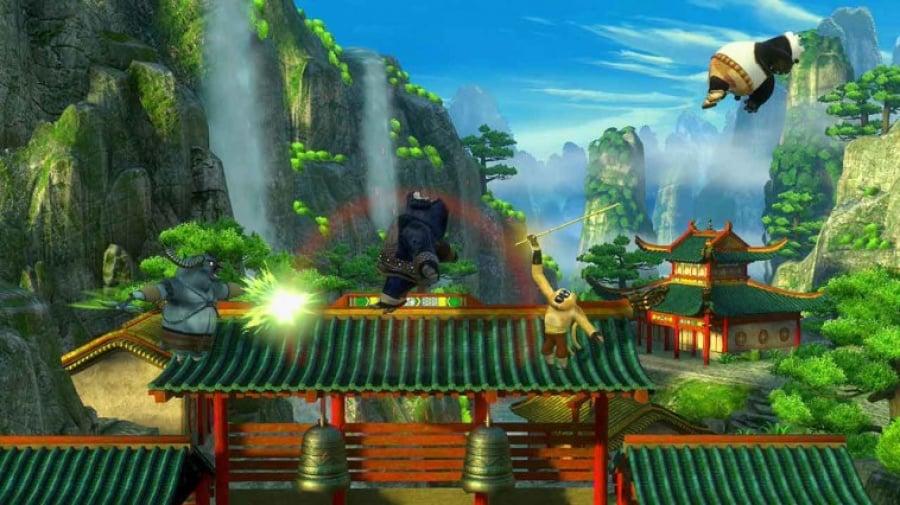 Kung Fu Panda: Showdown of Legendary Legends Review - Screenshot 1 of 4