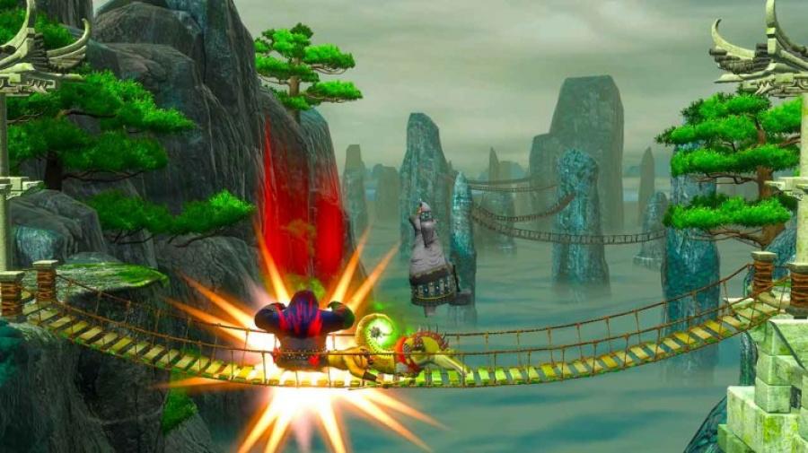 Kung Fu Panda: Showdown of Legendary Legends Review - Screenshot 3 of 4