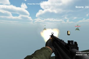 Bigley's Revenge Screenshot
