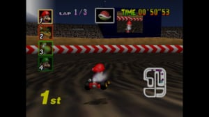 Mario Kart 64 Review - Screenshot 2 of 7